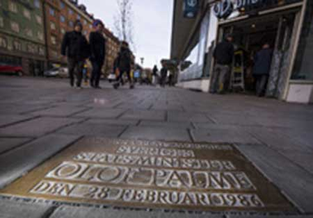 Calle Olof Palme